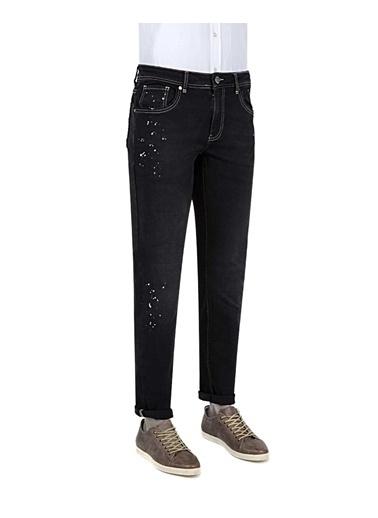 Tween Super Slim Fit Denim Pantolon Siyah